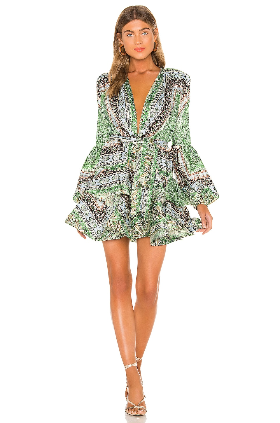 Bedouin Mini Dress             Bronx and Banco                                                                                                       CA$ 828.51 19