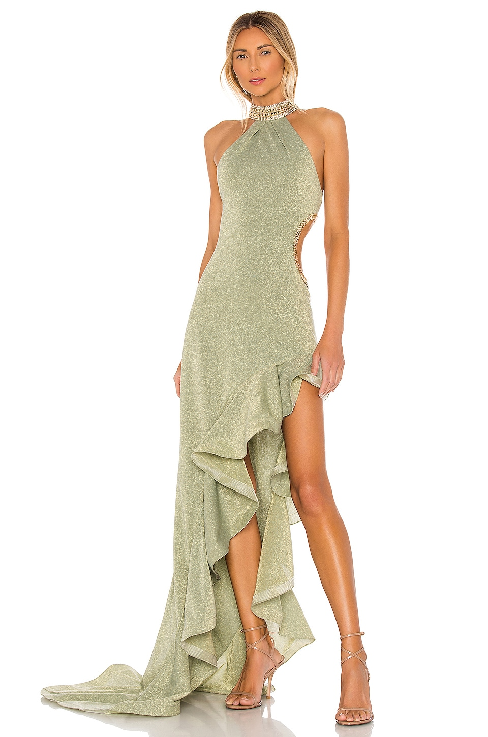 Runway X REVOLVE Nefertiti Gown             Bronx and Banco                                                                                                       CA$ 1,421.82 2