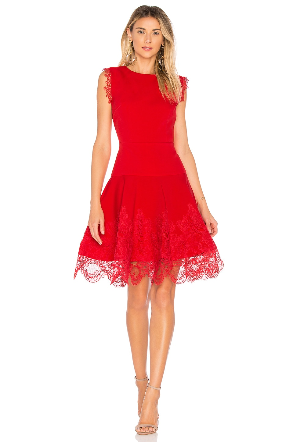 1542afc22c84 Bronx and Banco Antonia Red Dress in Red | REVOLVE