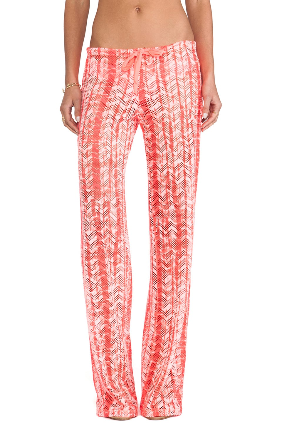 b.swim Sandy Pants in Day Tripper Glow