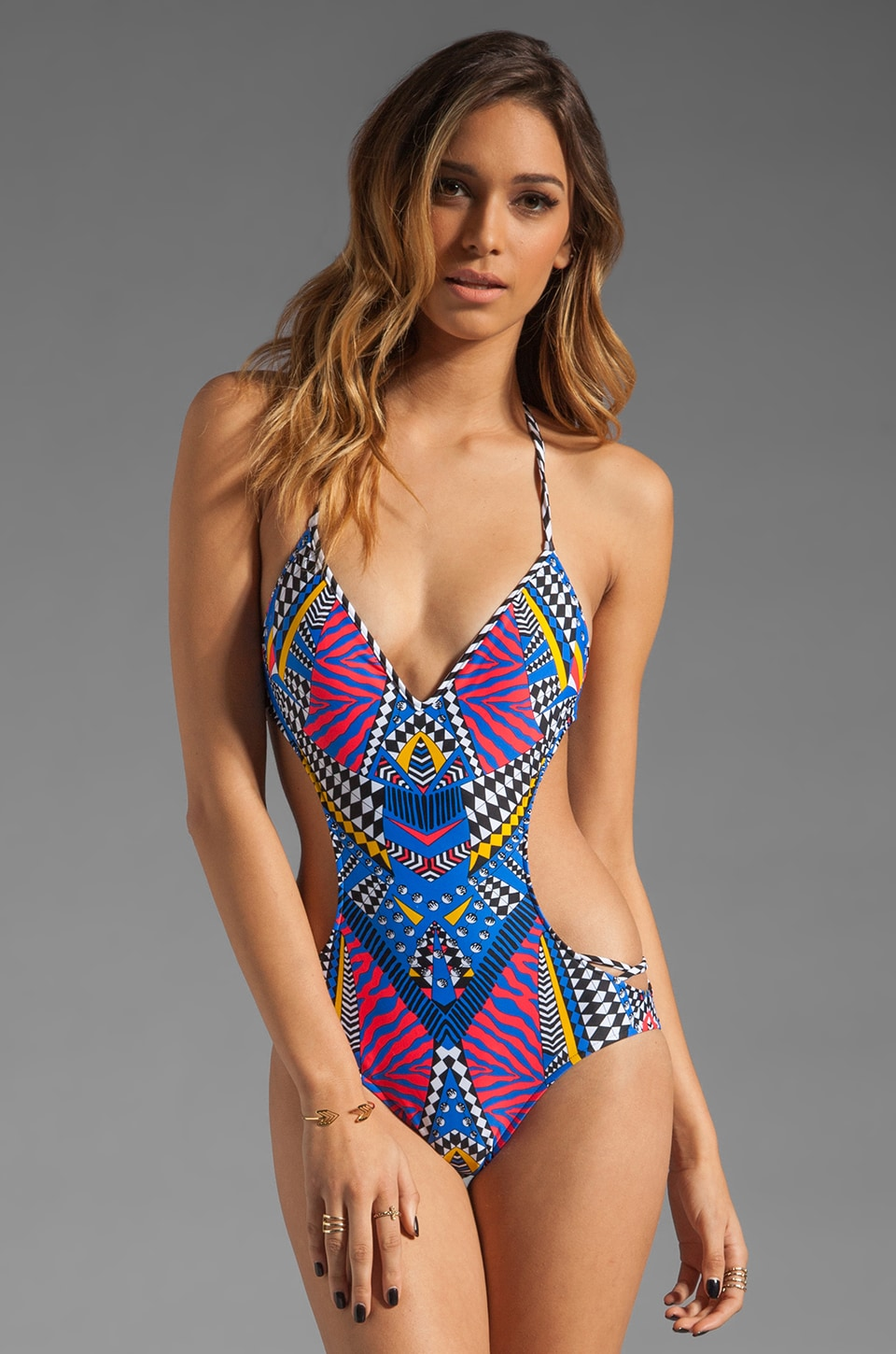 b.swim Back It Up Monokini in Jungle Book