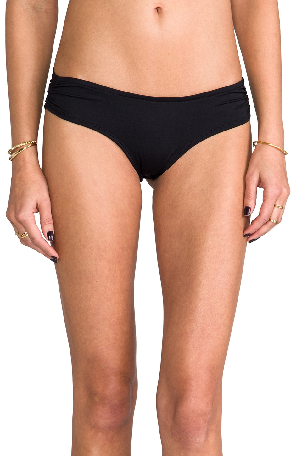 b.swim Sassy Pant in Noir