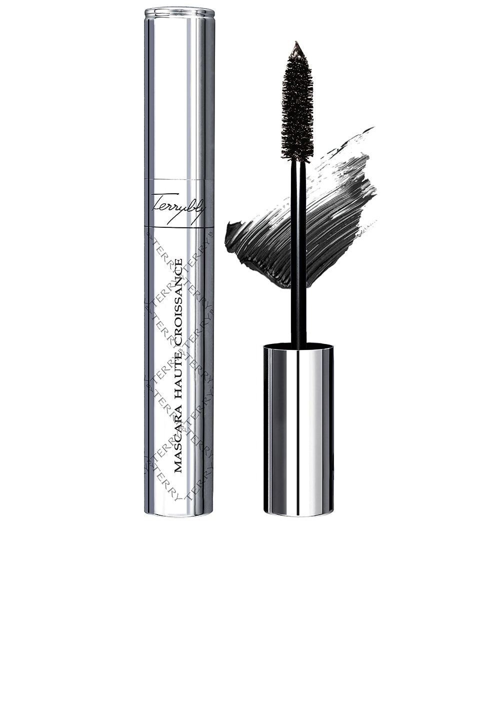 By Terry Terrybly Growth Booster Mascara en Black Parti-Pris