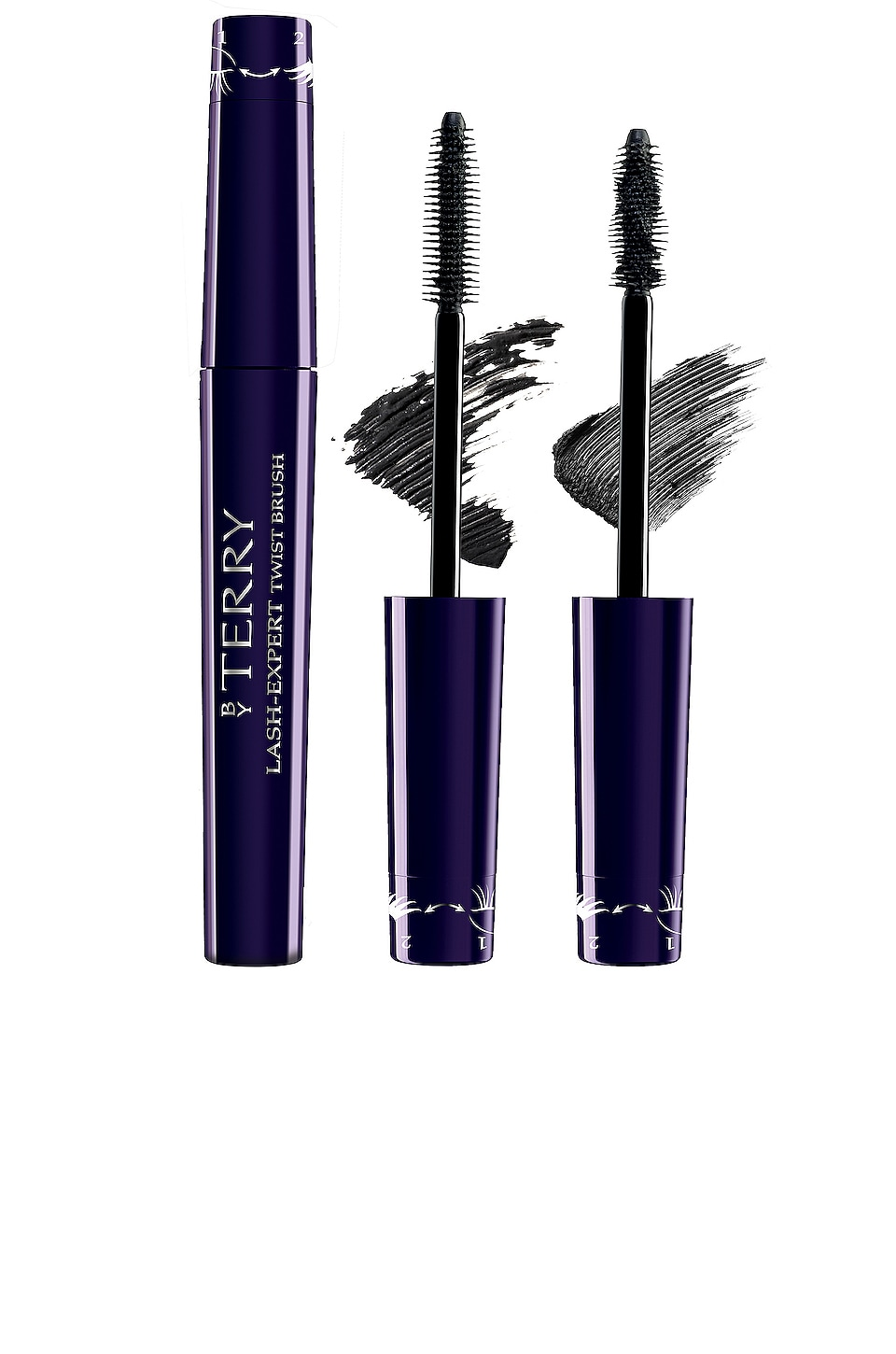 By Terry Lash-Expert Twist Brush in Master Black