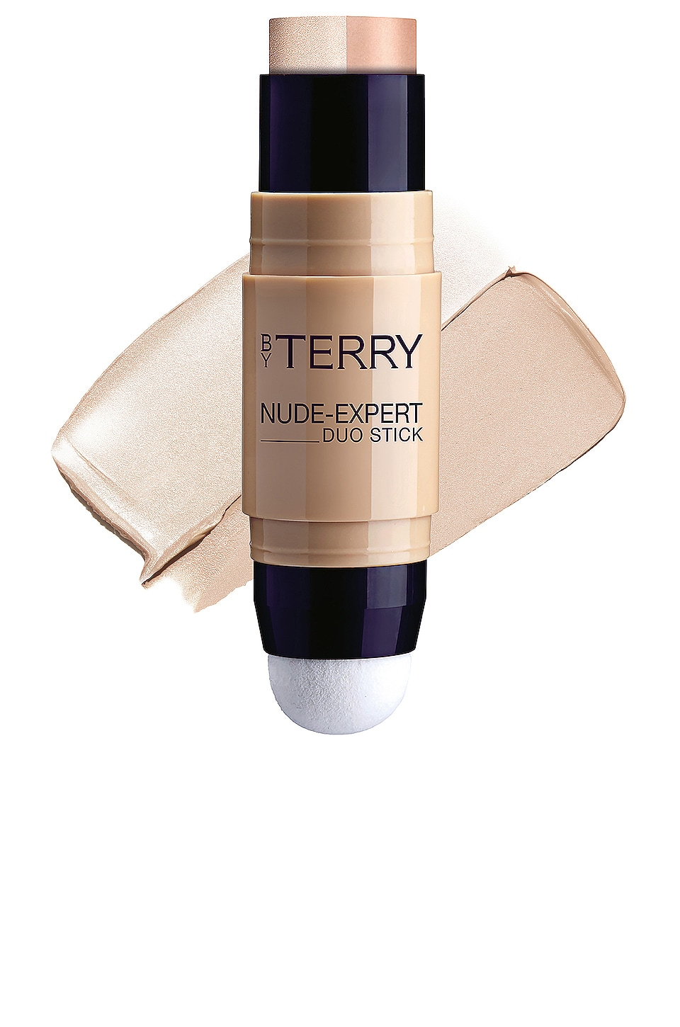 By Terry DUO BASE ET ILLUMINATEUR NUDE-EXPERT DUO STICK
