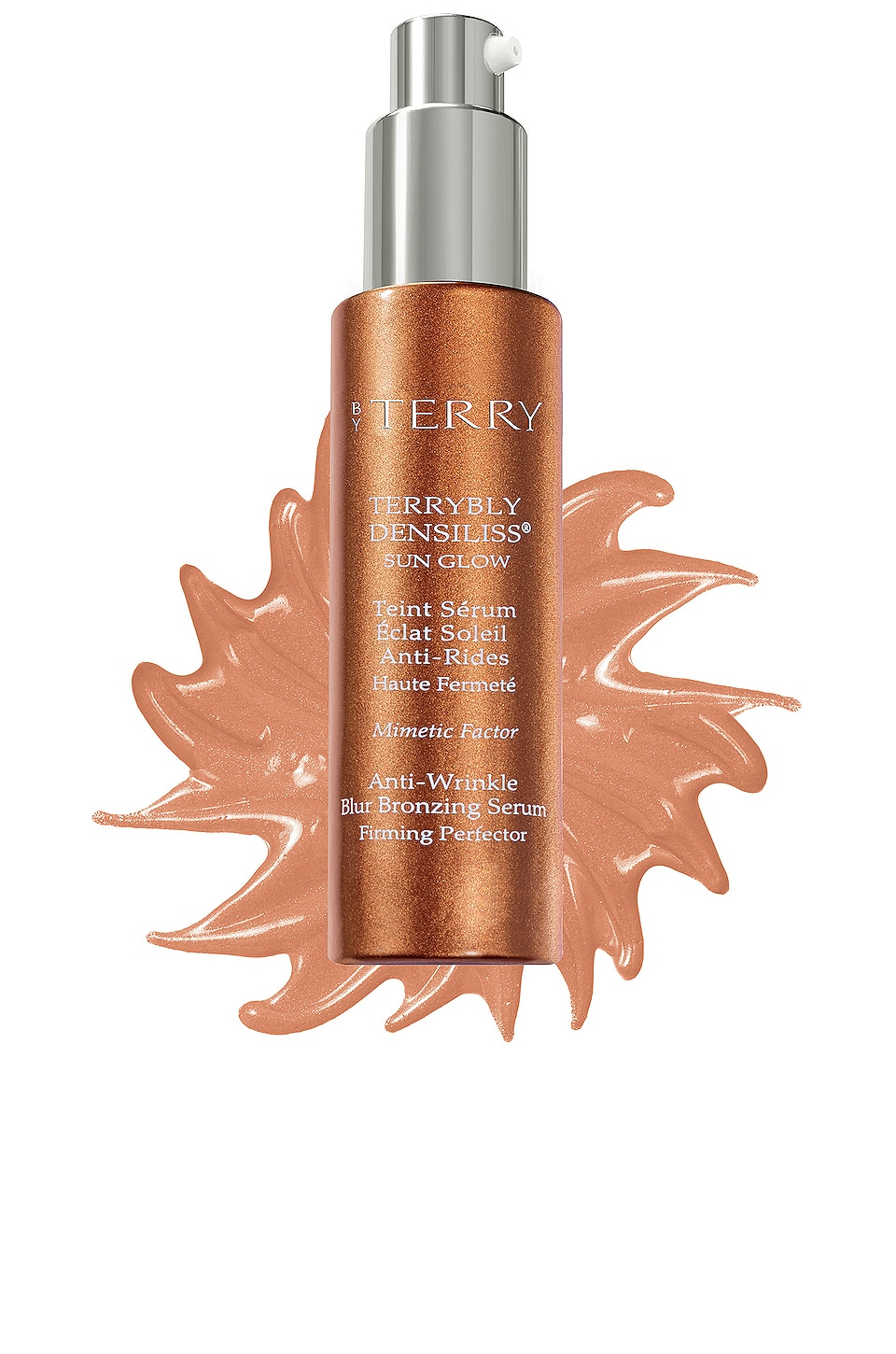 By Terry BRONCEADOR TERRYBLY DENSILISS