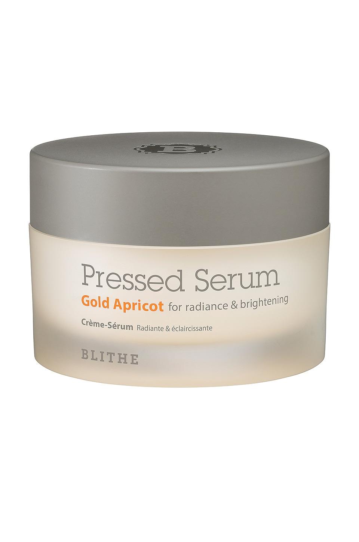 BLITHE Pressed Serum Gold Apricot