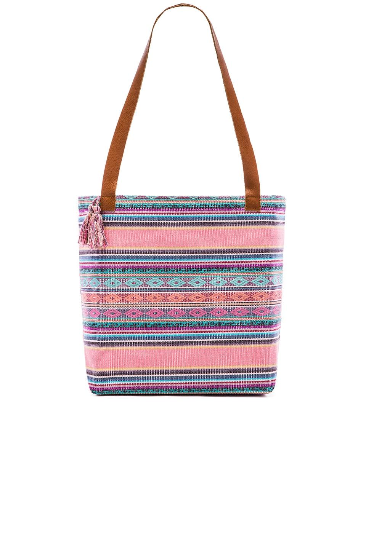 Bettinis Beach Bag in Multi
