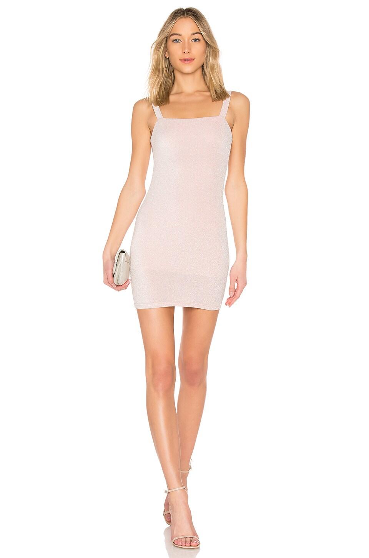 Alda Sparkle Mini Dress