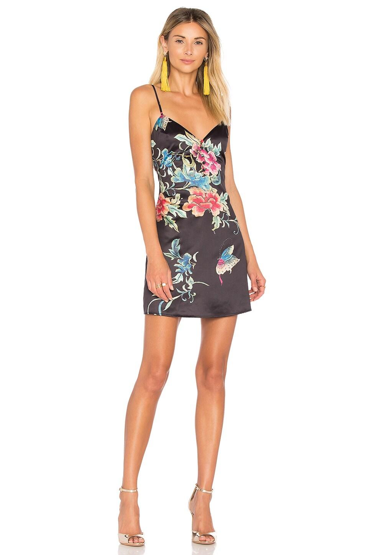 Shaw Button Cami Dress