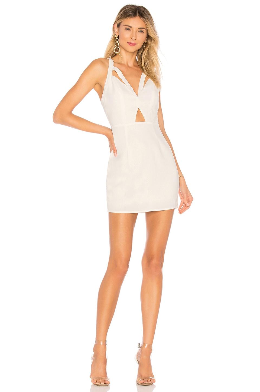 by the way. Tamara Mini Dress in White