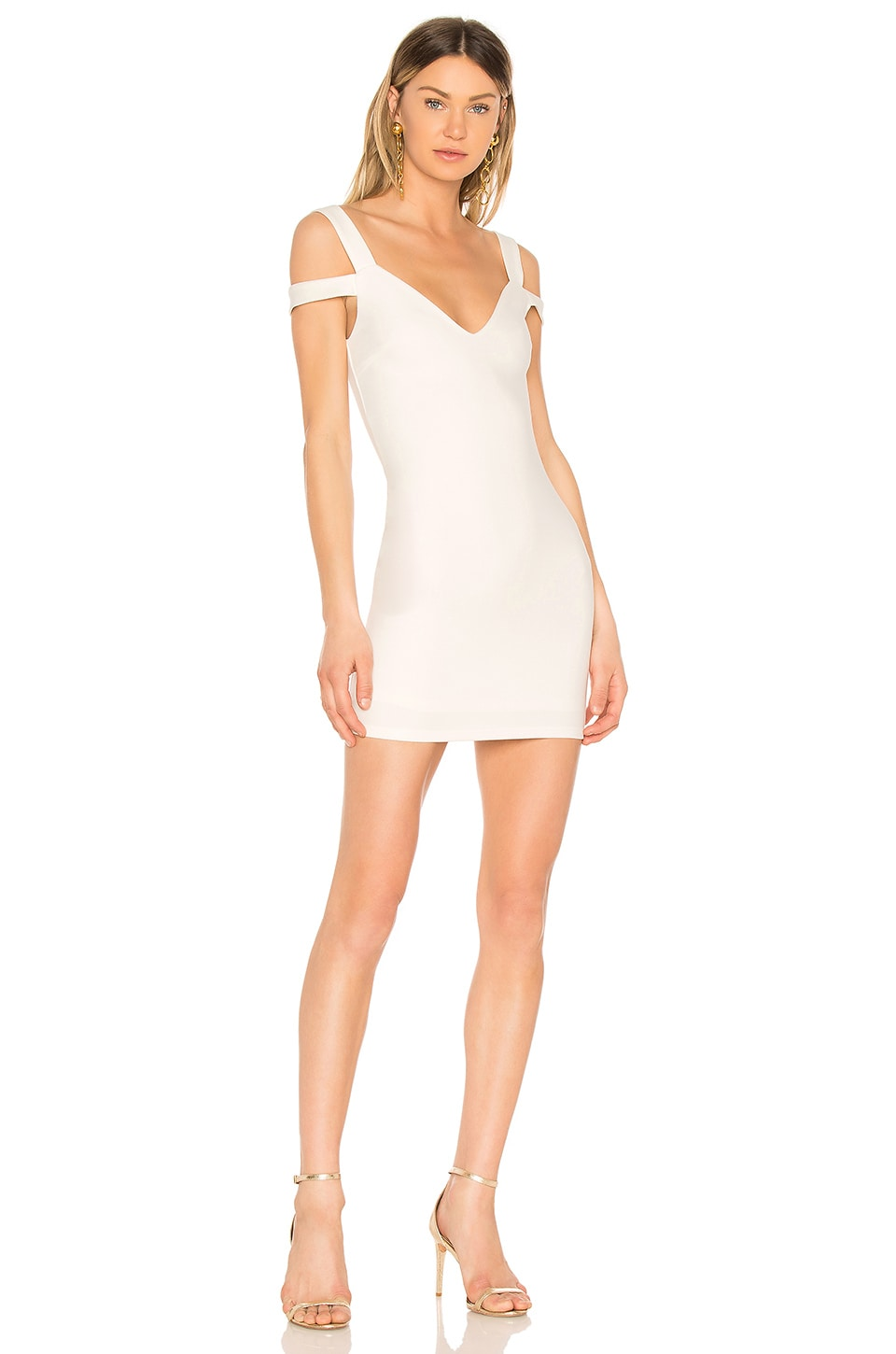 by the way. Ari Bodycon Dress in White
