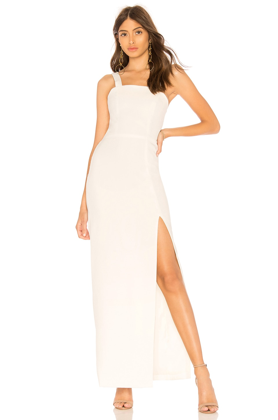 by the way. Marina Maxi in White