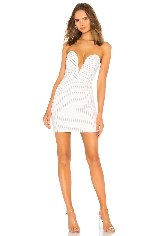 KYLEE STRAPLESS DRESS