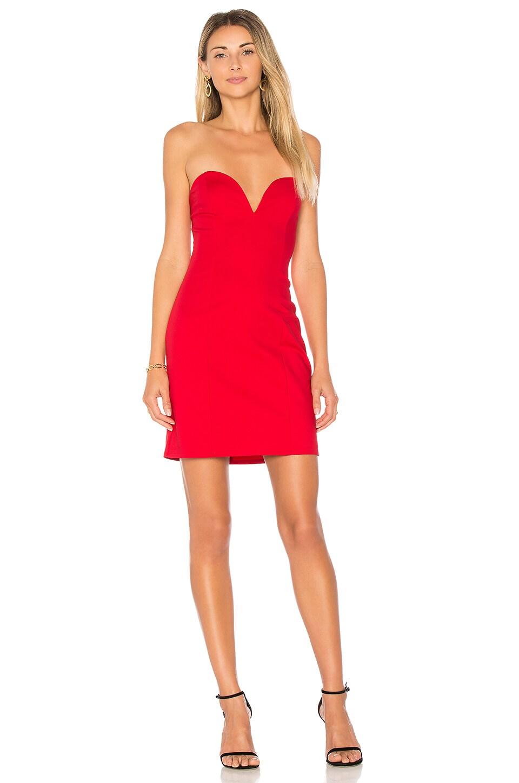 Alessia Sweetheart Bodycon Mini Dress
