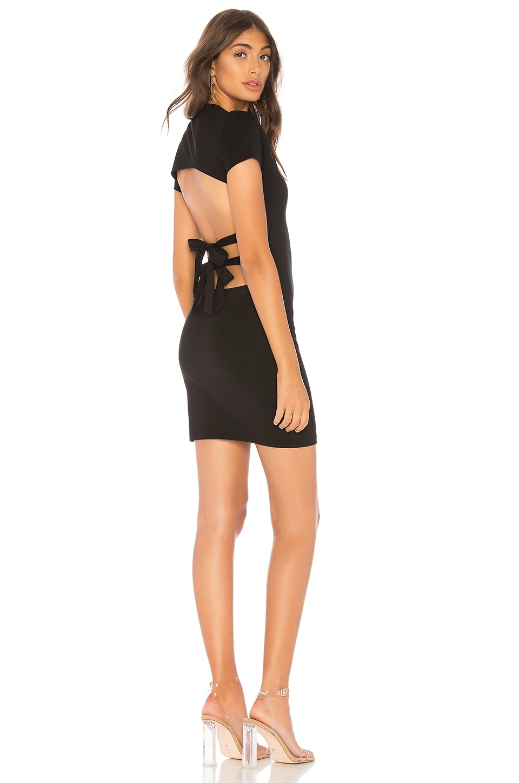 Halle Backless Mini Dress