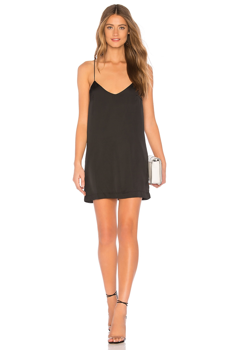 superdown Alexis Mini Dress in Black