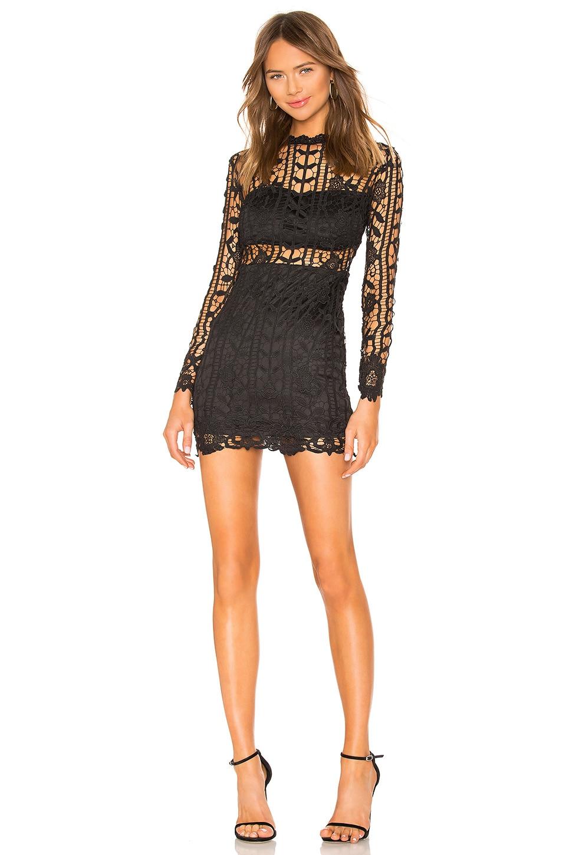 Destinee Floral Lace Dress