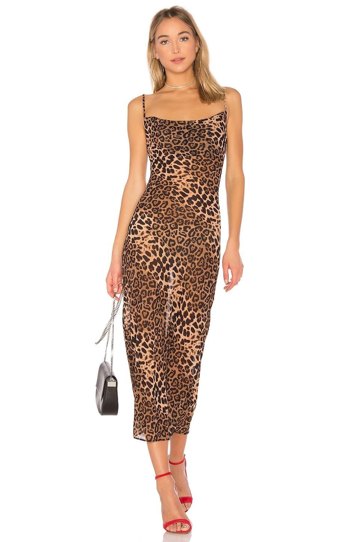 Donna Draped Maxi Dress