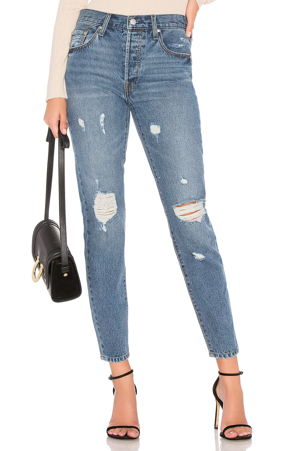 by the way. Colette Skinny Jeans in Stone Wash