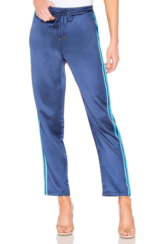 Kaya Side Stripe Track Pant