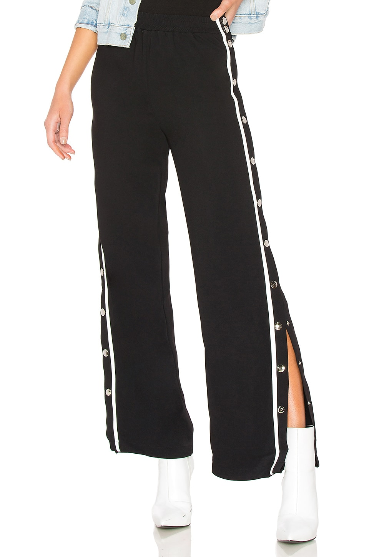 Bonnie Side Snap Track Pant