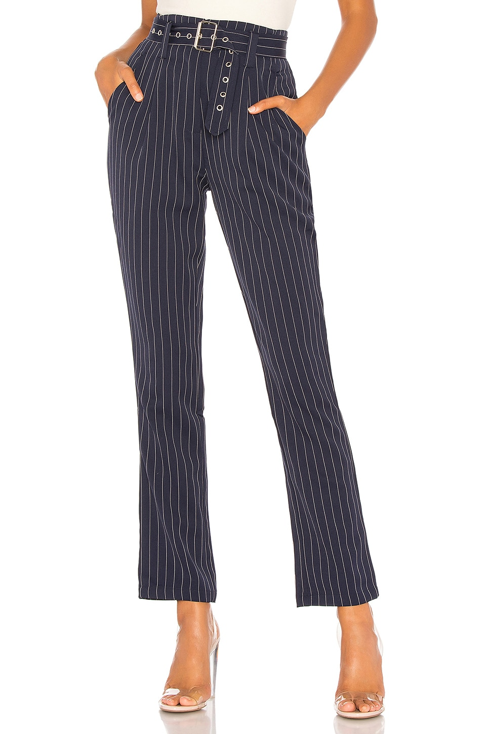 SAMI BELTED TROUSERS