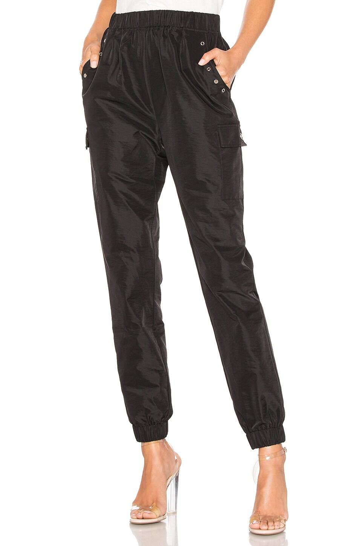superdown Missy Jogger Pant in Black