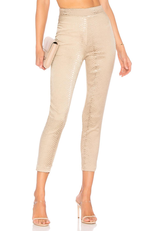 Kimberly Snakeskin Pants