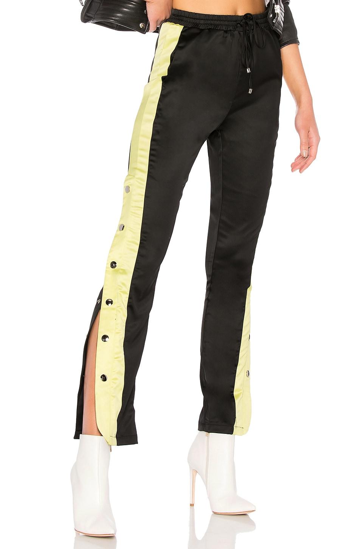 Uma Side Snap Track Pant