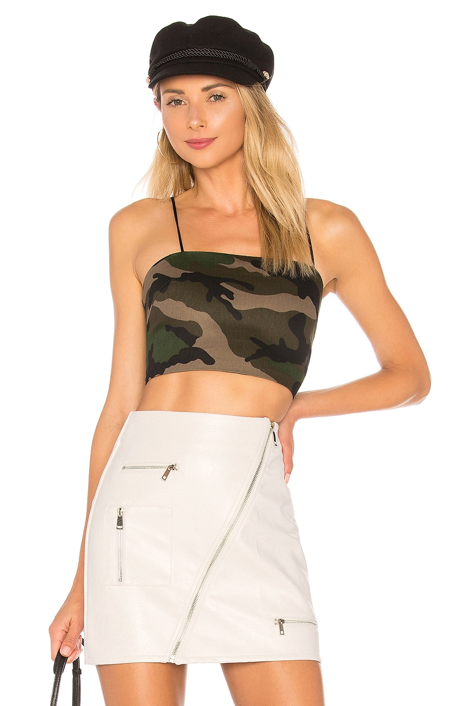 by the way. Betsey Camo Top in Camo