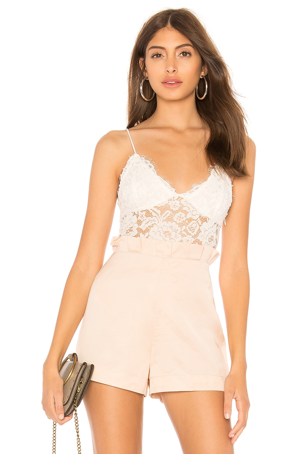 MARRAN LACE BODYSUIT