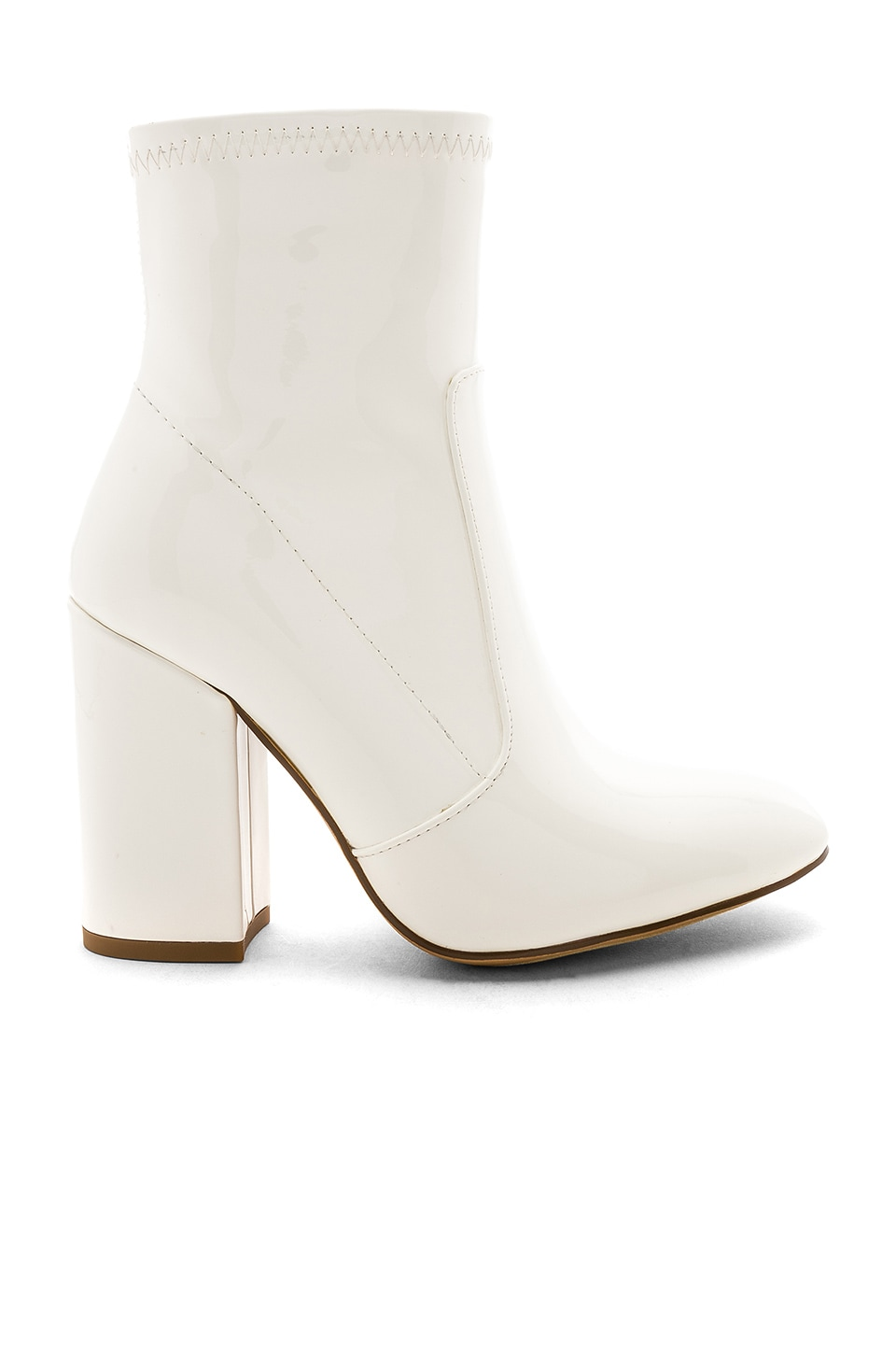 by the way. Allie Bootie in White