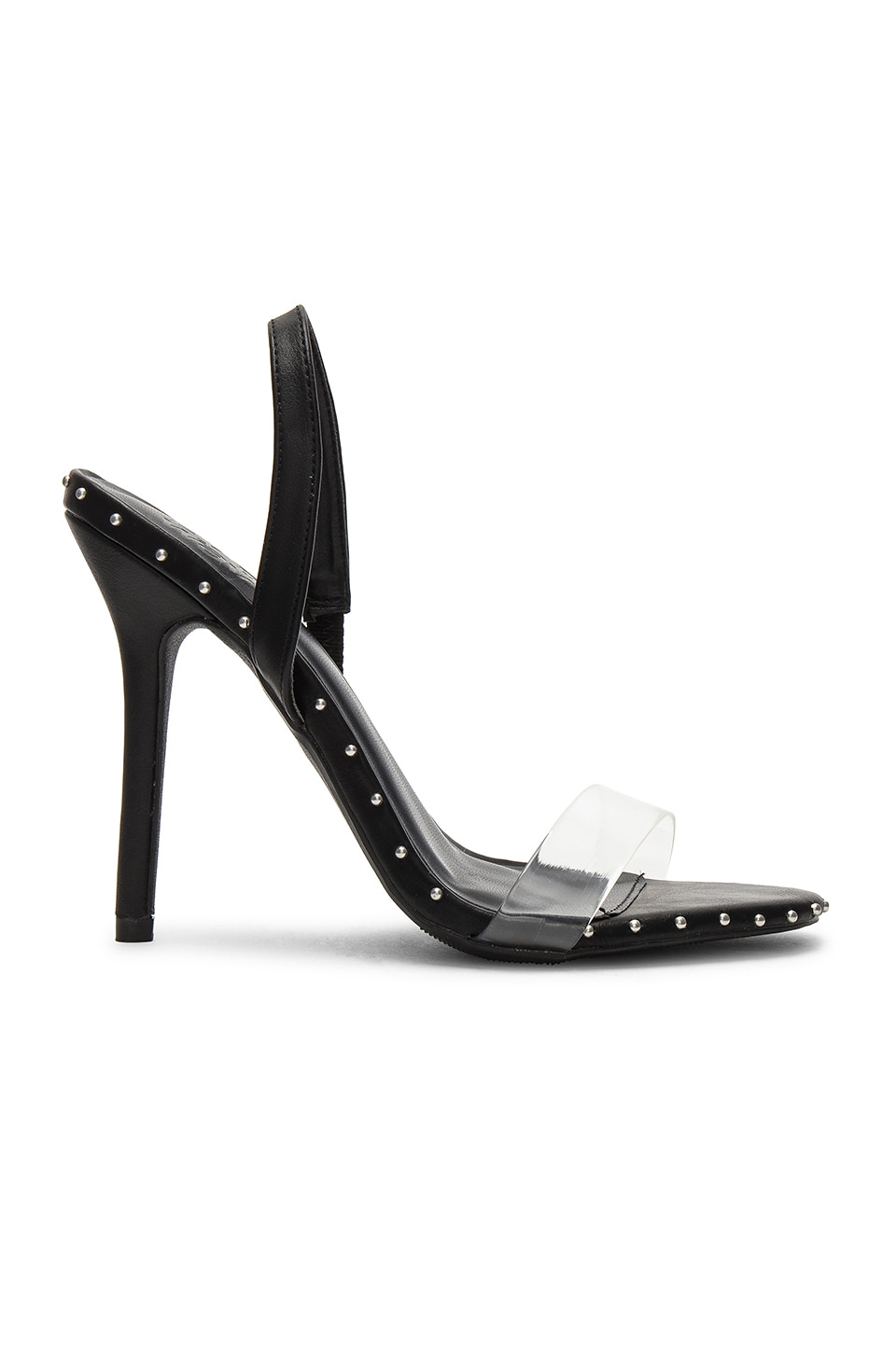 by the way. Dylan Heel in Black