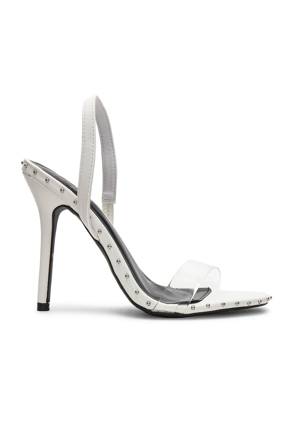 by the way. Dylan Heel in White