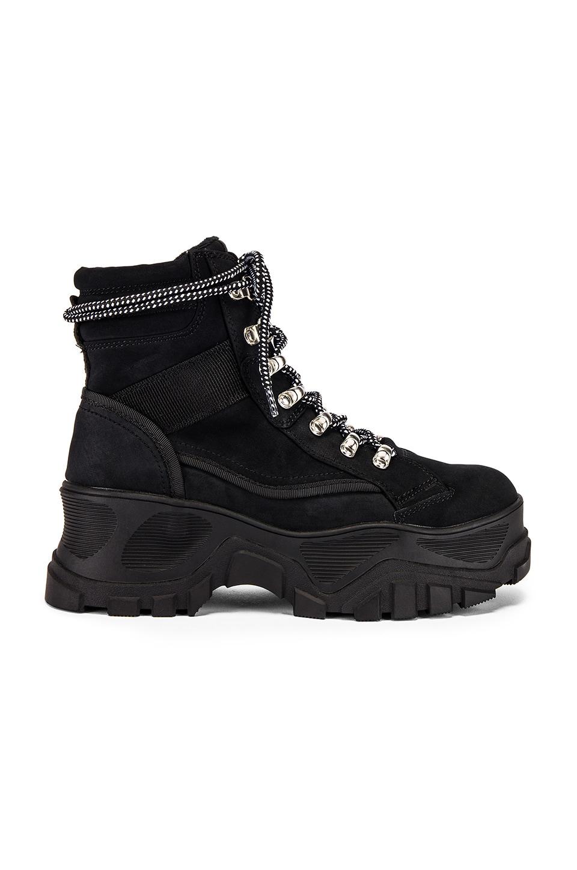 Buffalo Fendo Boot in Black