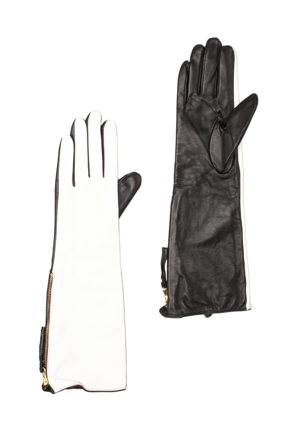 By Malene Birger Free Hands Quanna Gloves in Cream