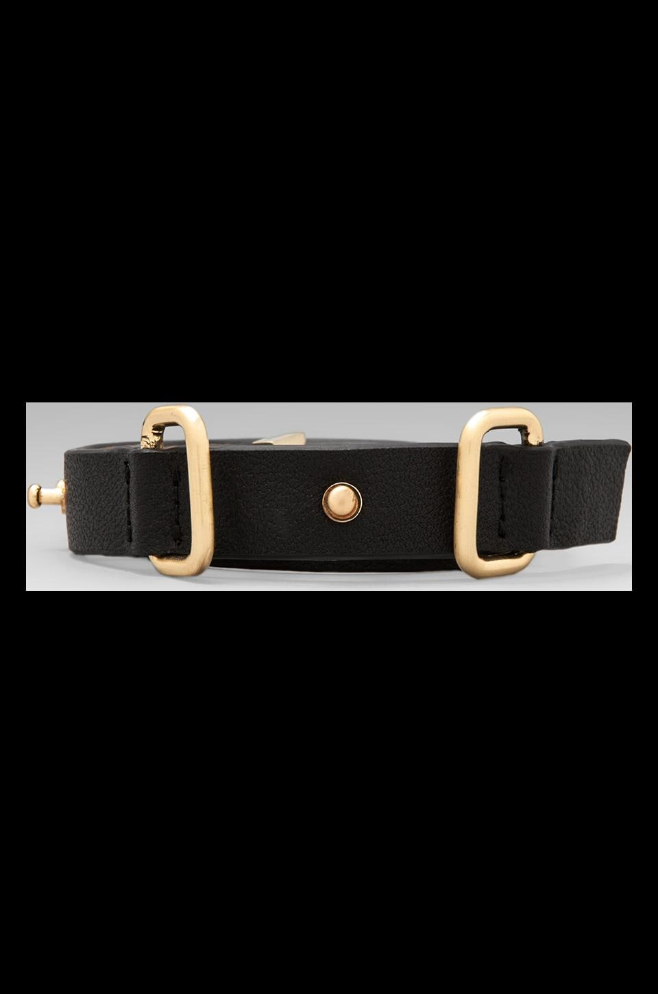 By Malene Birger Show Off Vernoa Belt in Black
