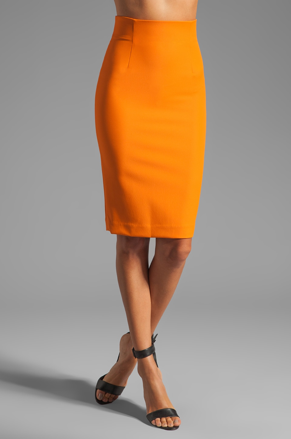 By Malene Birger Beauty Glow Wrap Skirt in Calendula