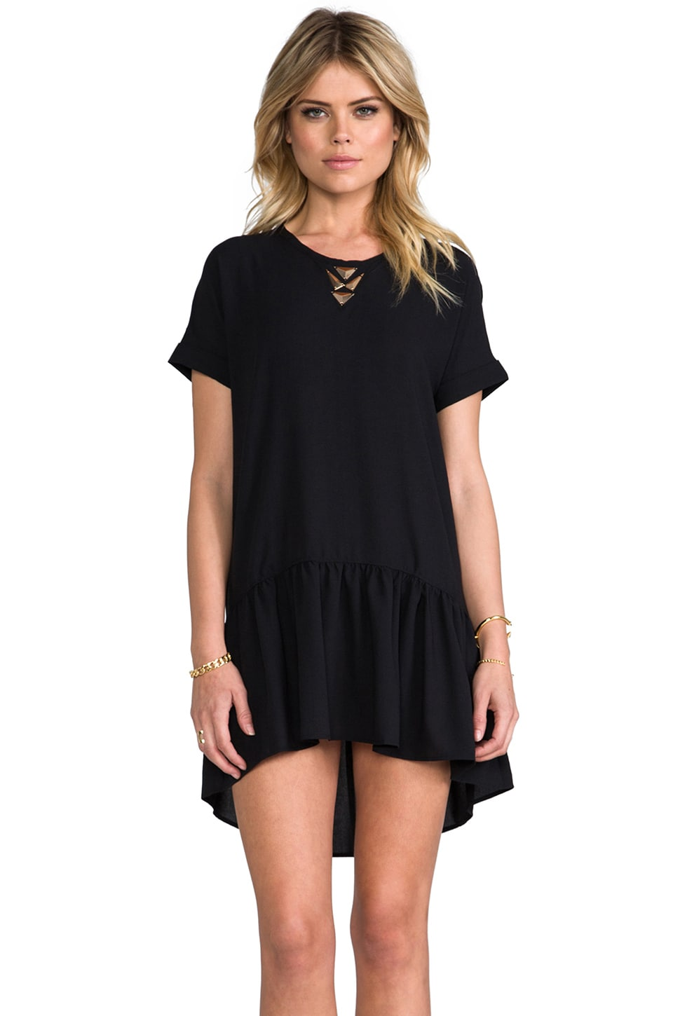 BY ZOE Trend Dress in Black