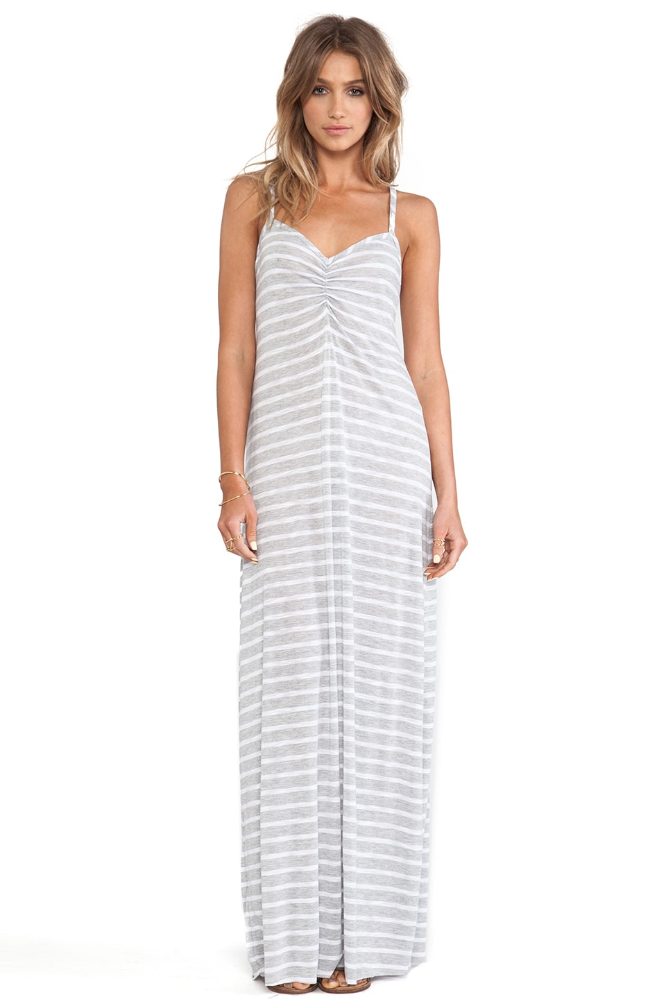 CA by vitamin A Erica Maxi Dress in Heather