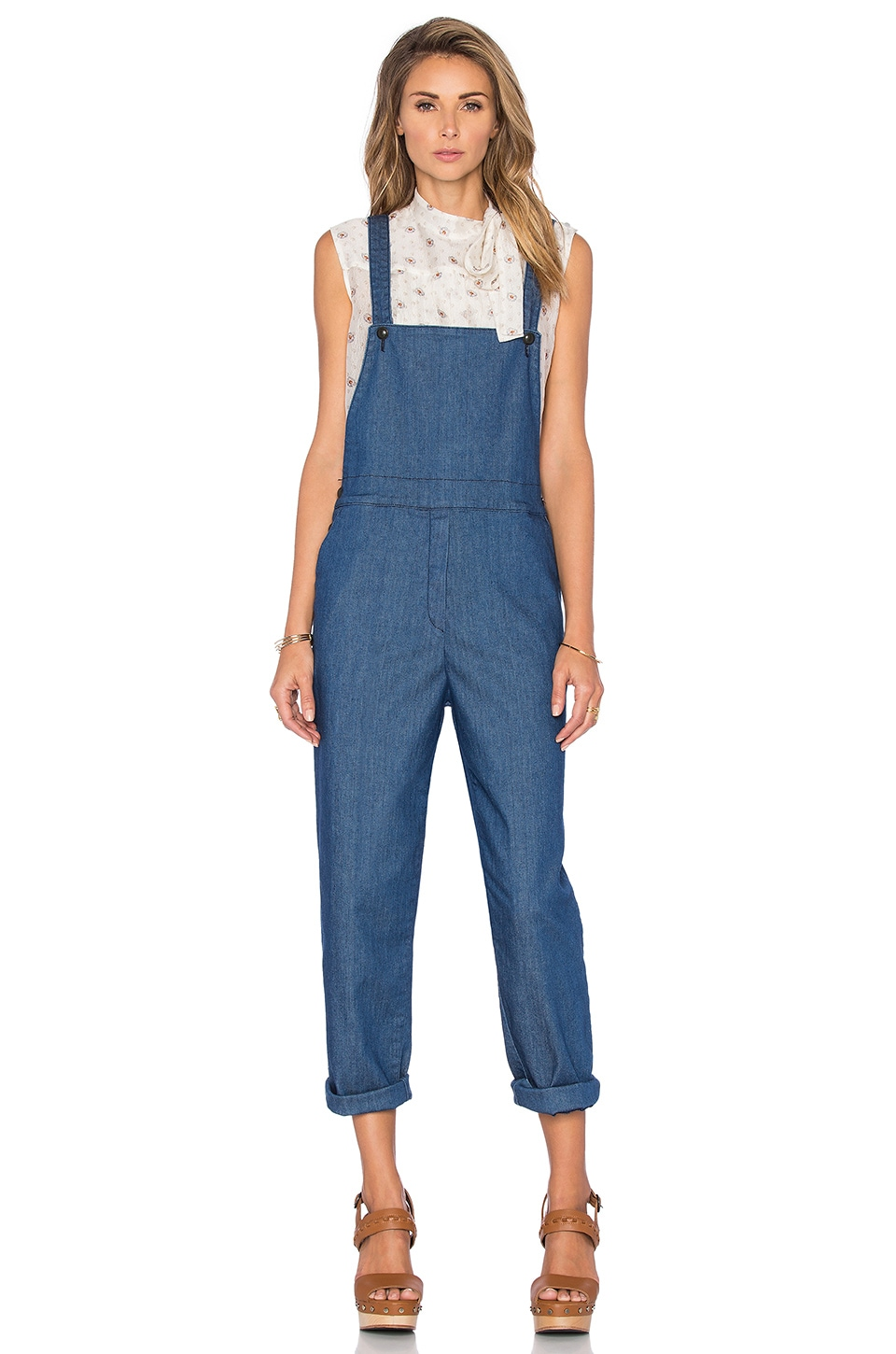 Denim Overall by cacharel