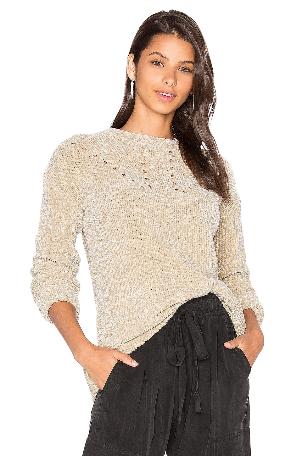Scarlett Chenille Sweater by cacharel