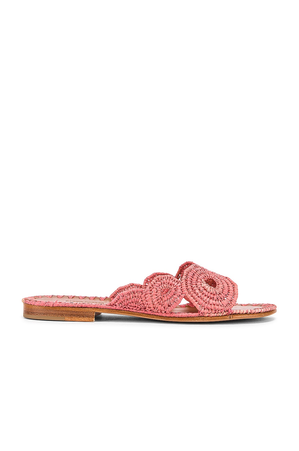 Carrie Forbes Miringi Sandal in Coral