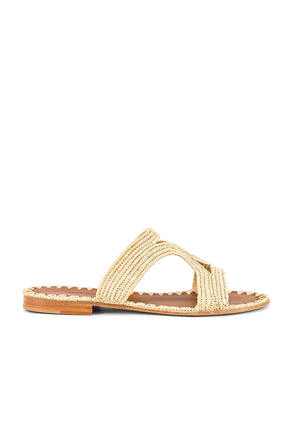 Carrie Forbes Moha Slide in Naturel