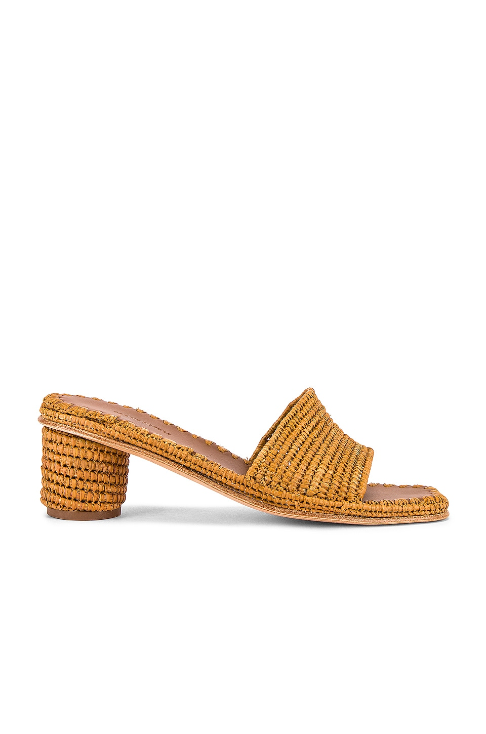 Carrie Forbes Bou Sandal in Cognac