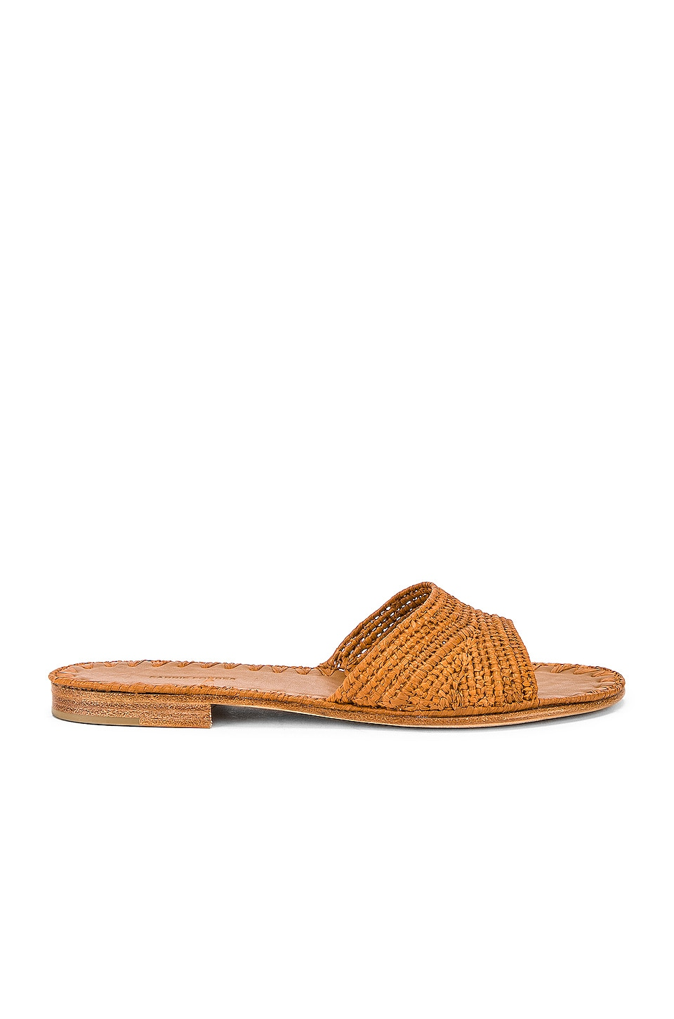 Carrie Forbes Fati Sandal in Cognac