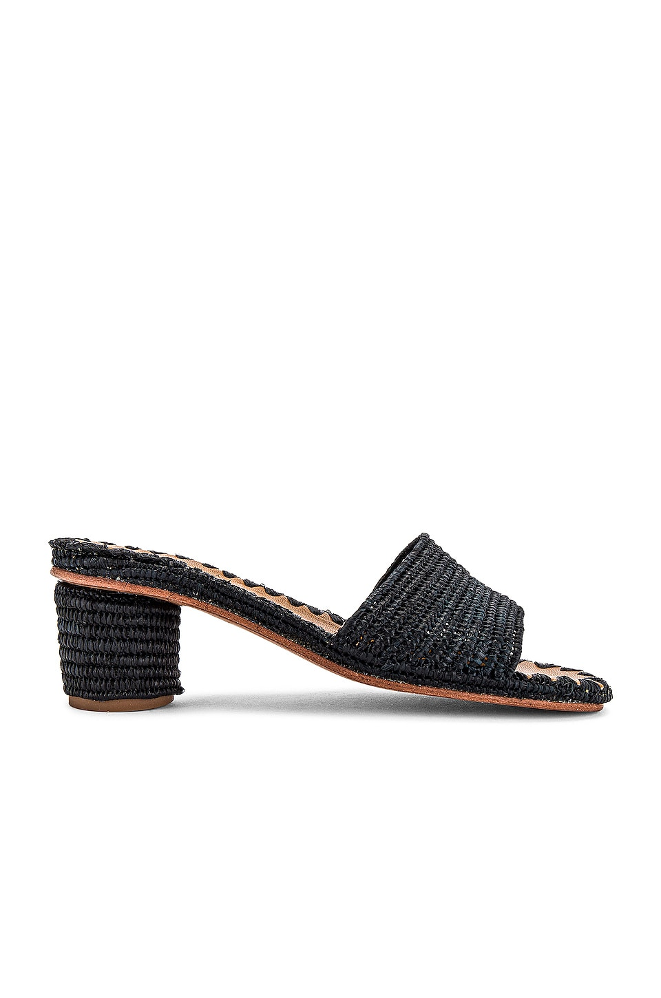 Carrie Forbes Bou Sandal in Black