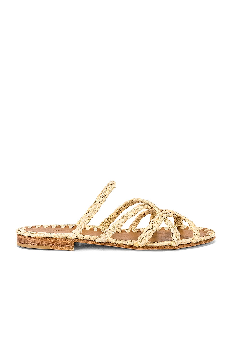 Carrie Forbes Noura Sandal in Natural