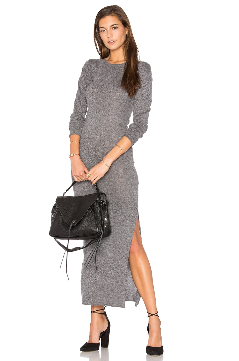 Slit Maxi Dress by Callahan
